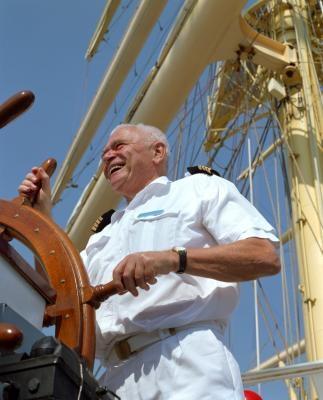 Gaver til en Skipets kaptein