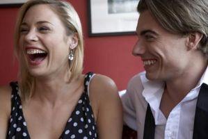 Hvordan Overrask en jente på første date
