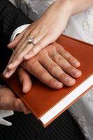 Hvordan planlegge Ekteskap løfte fornyelser