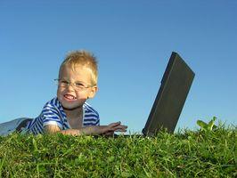 Hvordan få barna nye briller