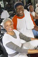Aktiviteter for enslige Over 60
