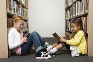 Hvordan holde en bok swap på skolen din
