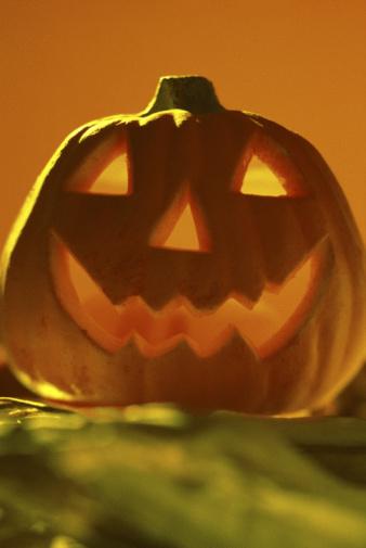Jack-o'-lykt Ideer for Halloween