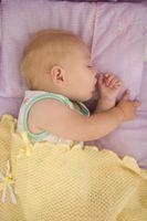 Rettsmidler for å hjelpe babyer sove hele natten