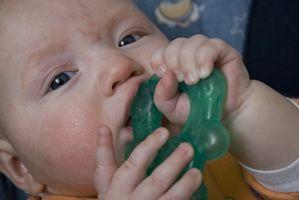Infant baby vekst