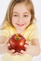 Undervisning barn å gi uten Rewards