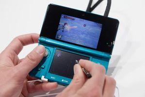 Hvordan surfe på Internett på en Nintendo DS Lite