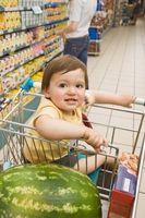 Organic Natural Foods for spedbarn og småbarn