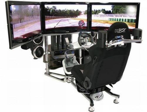 Hvordan lage en bil Simulator