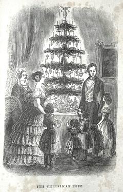 Historien om juletreet