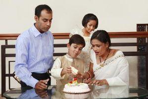 Cake dekorere ideer for indianere