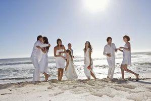 Unge brudepike ansvar