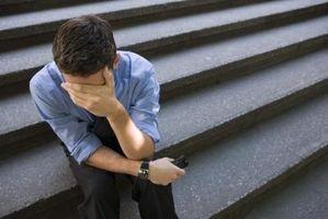 Hvordan hjelpe min deprimert Boyfriend