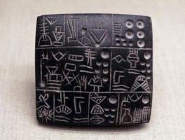 Gamle sumeriske spill for barn