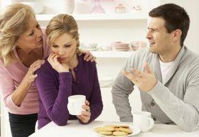 Hvordan man skal håndtere Foreldre Favorisering som voksen Barn