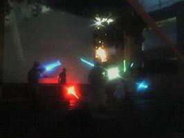 Hvordan bygge en lyssabel i Star Wars Galaxies