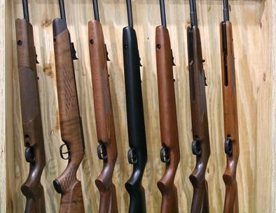 Slik fjerner Shotgun Rust