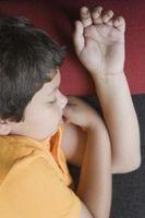Hvordan hjelpe barn som har problemer med Sleeping