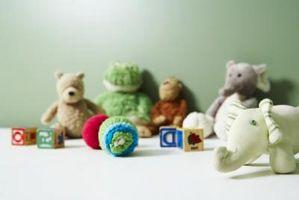 Hvordan bygge en Unique Child Toy Box