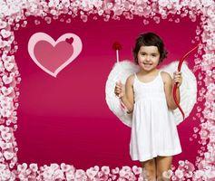 Søt Valentine Bilde Ideas for Kids