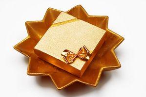 Gylne bursdag gaver for Kids