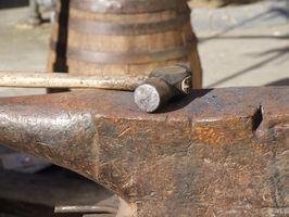 Hva Tools Har Colonial børsemakere bruke?