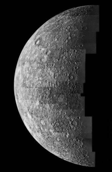Planeten Merkur Fakta