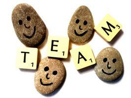 Team Building Aktiviteter som viser hvordan Kraftig Nonverbal kommunikasjon kan være