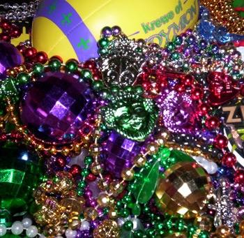Betydningen av Mardi Gras perler