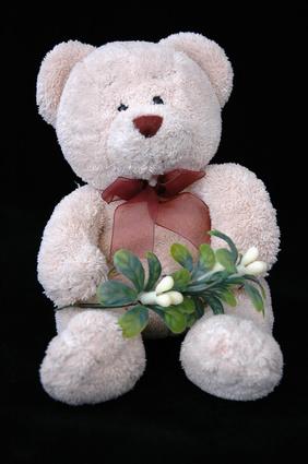 Blomster for drapet på en Toddler