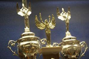 Trophy Gravering Ideas