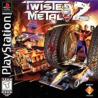 Twisted Metal 2 Car Informasjon