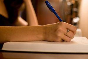 Hvordan Spin penner som proffene