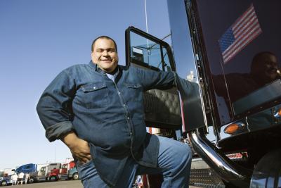 Gaver til en Semi Truck Driver