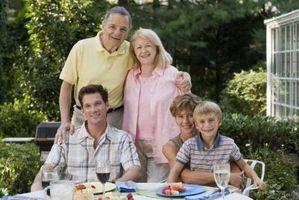 Hvordan finne informasjon om dine foreldres Familie