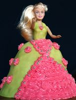 Hvordan erstatte en Barbie dukke hodet