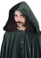 Hvordan lage en Hooded Cape Costume