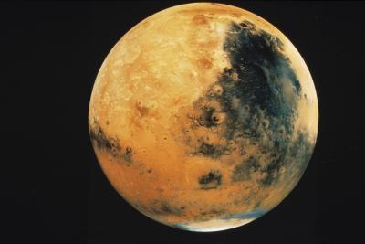 Hvordan beregne avstanden fra Mars til Jorden