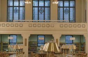 Hvordan å gjøre forskning i et Genealogical Library