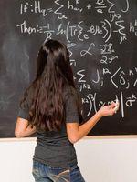 Historien om likestillingsdepartementet symboler i matematikk
