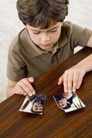 Flytte et barn ut av staten under separasjonen