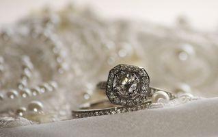 Engagement Rings i det 18. og 19. århundre