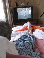 Hvordan å overvåke barne Kabel TV Usage