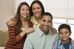 Hvordan utvikle et bedre forhold til foreldrene dine