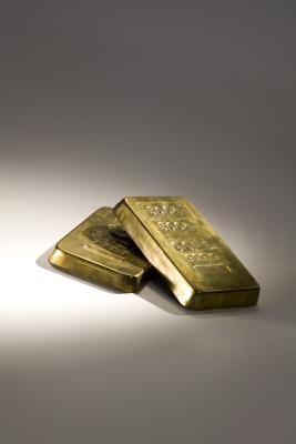 Hvordan å bryte ned en Gold Bar
