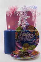 Birthday Party Ideas for 60 åringer