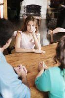 Hvordan å disiplinere et Sassy preteen