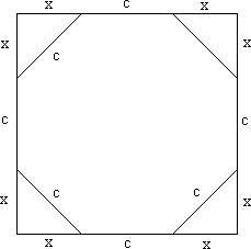 Hvordan Konstruer en vanlig Octagon