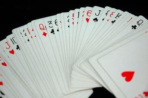 Hvordan du setter opp Card Game Speed?