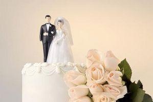 Hvordan planlegge et bryllup på et lite budsjett